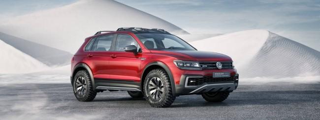 Volkswagen Tiguan ibrido