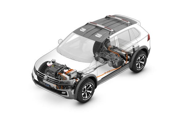 Volkswagen Tiguan GTE Active