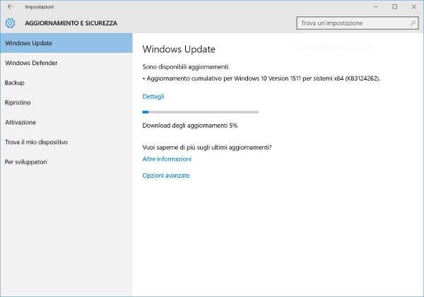 Windows 10 build 10586.71