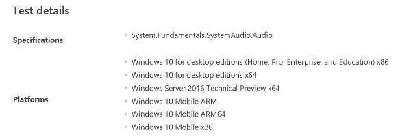 Windows 10, in sviluppo una versione ARM?