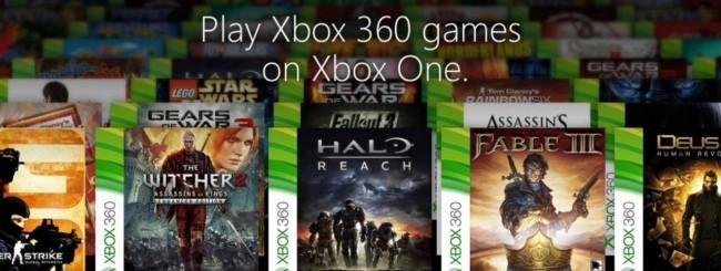 Xbox One, arrivano nuovi giochi retrocompatibili