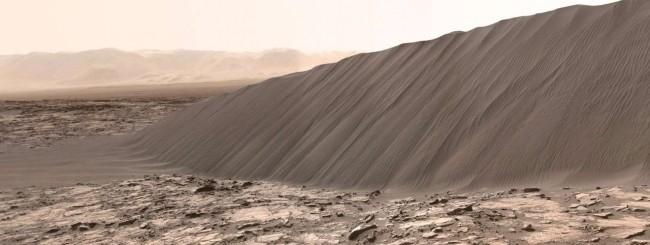 Sabbia su Marte