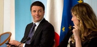 Matteo Renzi Marianna Madia