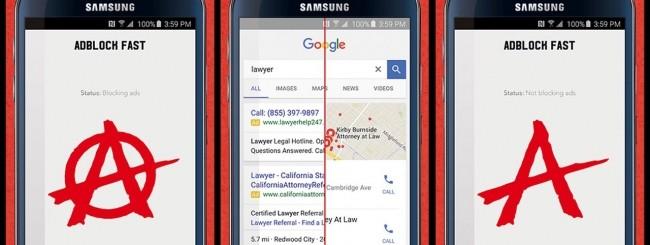 Adblock Fast - Samsung Internet