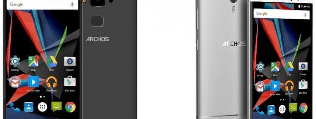Archos Diamond 2 Plus - Note