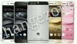 Huawei P9 press render