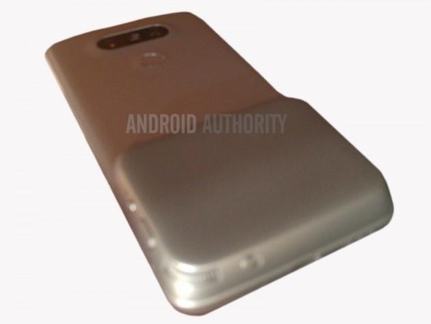 Il modulo LG Cam Plus per il nuovo G5.