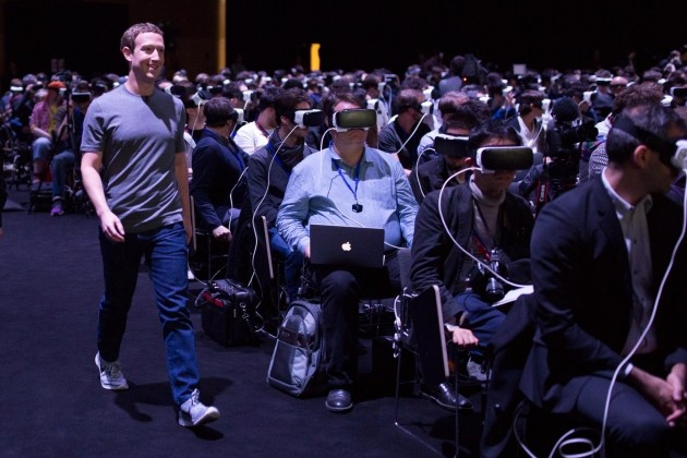 Mark Zuckerberg - Samsung Unpacked 2016
