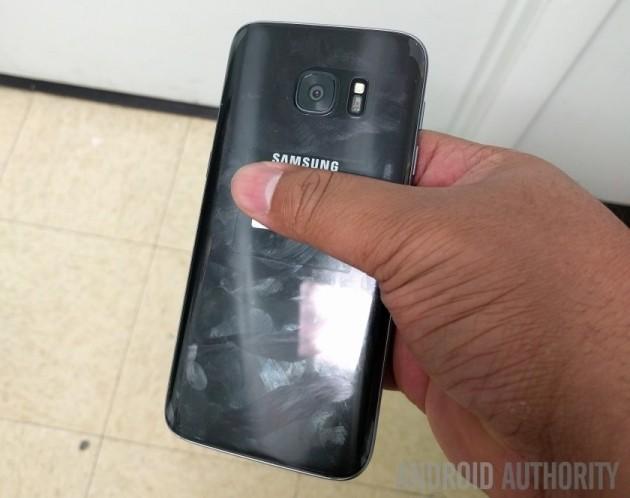 Samsung Galaxy S7 - fotocamera