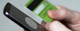 Smartphone e carta di credito