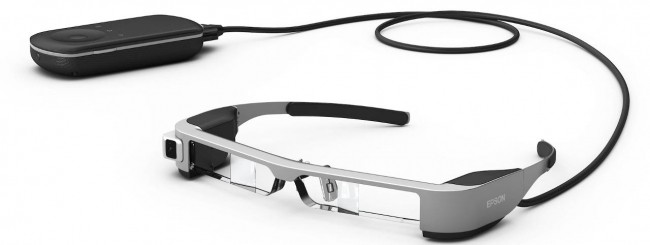 MWC 2016: Epson smartglasses Moverio BT-300