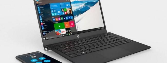 MWC 2016: HP annuncia Elite x3 con Windows 10
