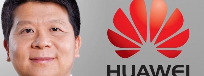Guo Ping, CEO Huawei