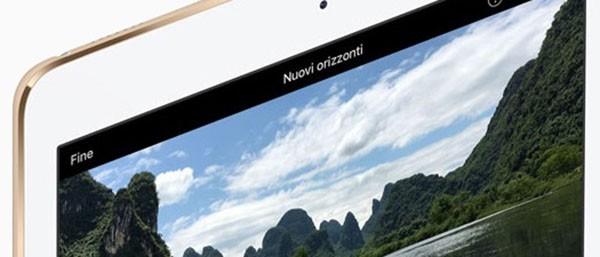 iPad Pro 9.7, design
