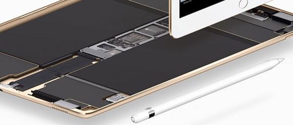 iPad Pro 9.7, hardware