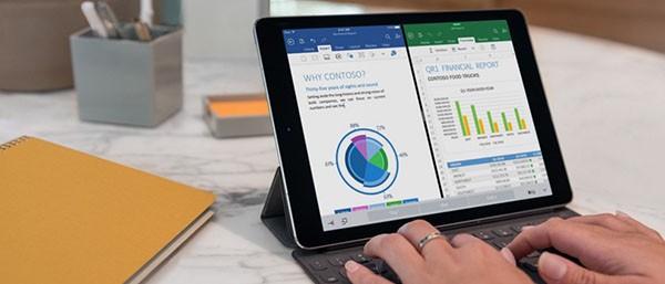 iPad Pro 9.7, software