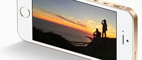 iPhone SE, design