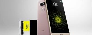 LG G5, immagini