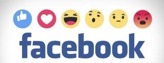 Facebook Reazioni