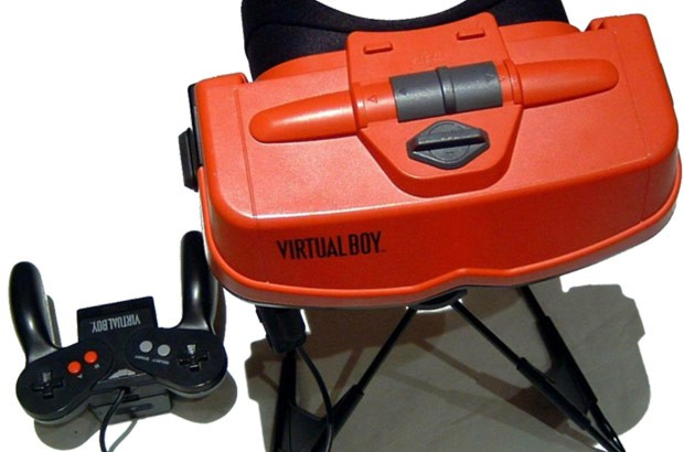 Il Virtual Boy di Nintendo
