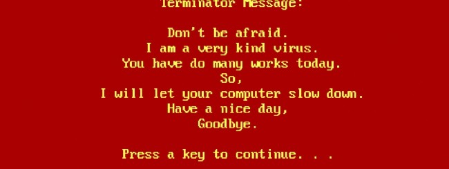 Terminator Virus