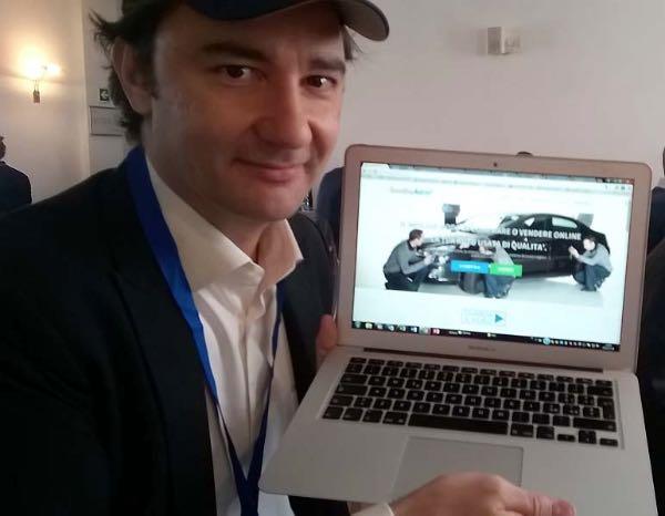 Carlo Salizzoni, fondatore GoodBuyAuto