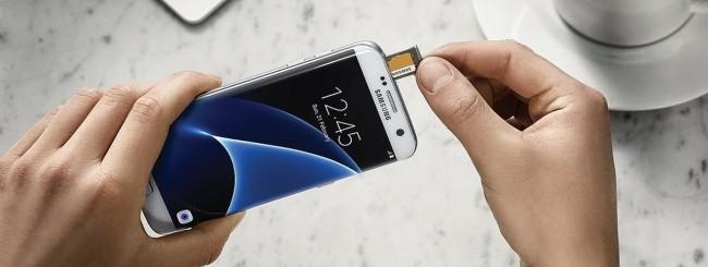 Galaxy S7 - microSD