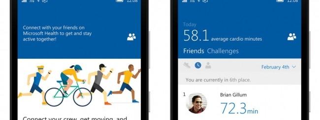 Microsoft Band 2 - Facebook
