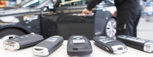 Telecomandi chiavi auto