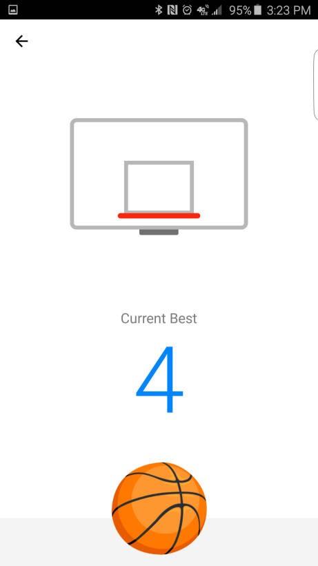 Facebook Messenger nasconde un gioco di basket