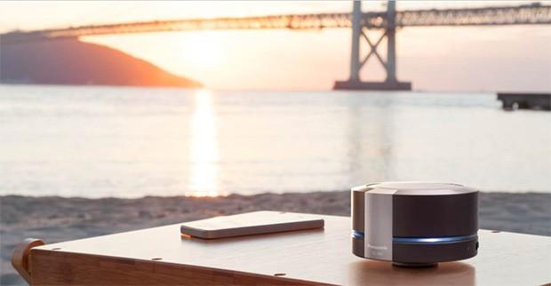 Speaker RB5 Bluetooth con Resonance Bass