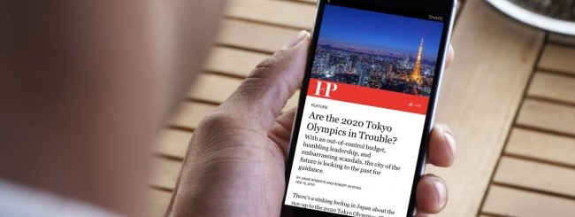 Facebook, Instant Articles facili su WordPress