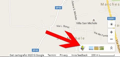 Link, il personaggio principale della serie videoludica Zelda, è protagonista su Google Maps come icona di Street View