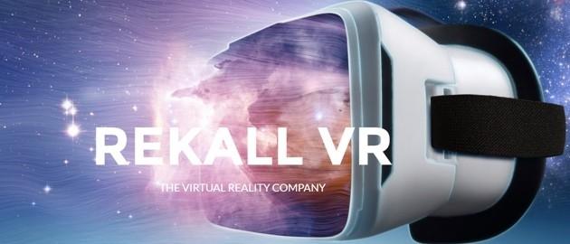Rekall VR