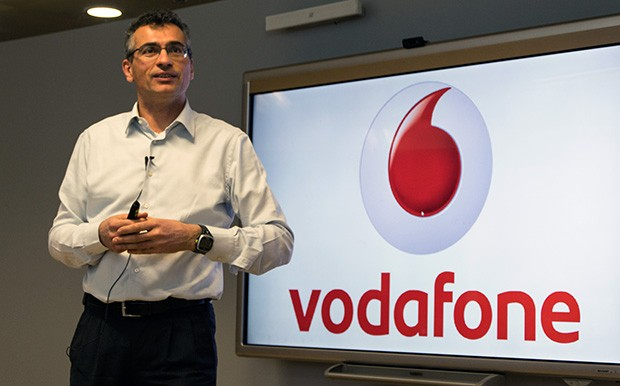 Fabrizio Rocchio, Direttore Technology di Vodafone