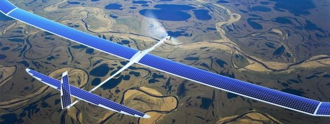 Drone Titan Aerospace