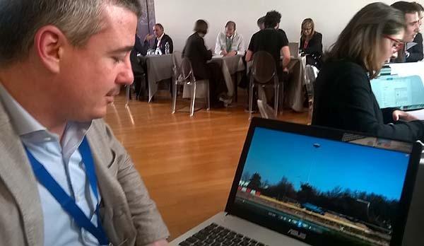 Andrea Pirisi, Ceo e chairman di Upgen, la società che ha inventato Undeground Power.