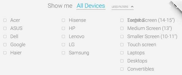 I parametri suggeriti da Google per la scelta del Chromebook giusto da acquistare