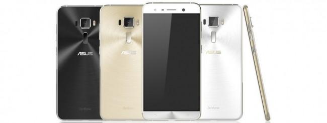 ASUS ZenFone 3 leaked