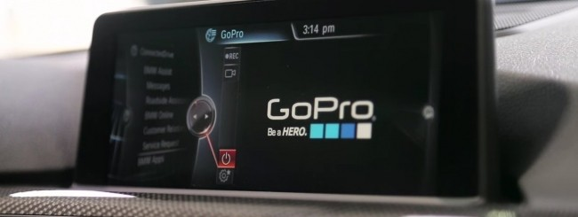 GoPro - BMW