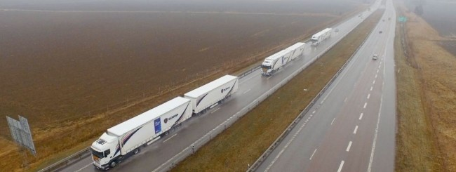 camion a guida autonoma
