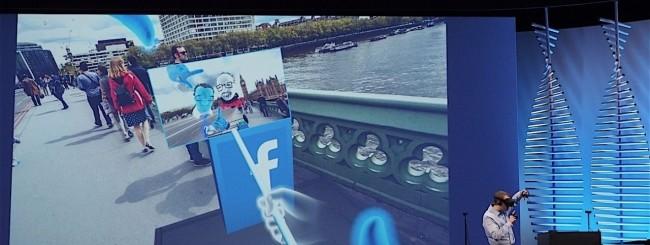 Facebook, i selfie saranno virtuali