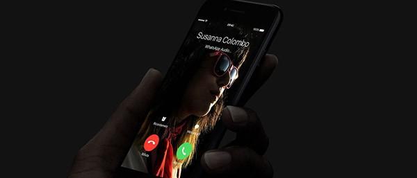 iPhone 7, connettività