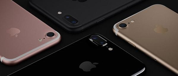iPhone 7, design