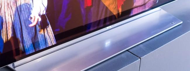 LG OLED TV 4K EF950V Flat