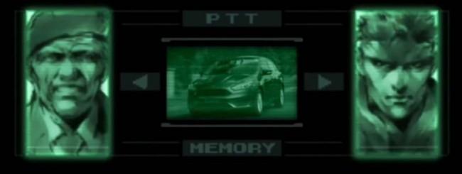 Metal Gear Solid: spot Ford