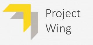 Project Wing (logo ricreato)