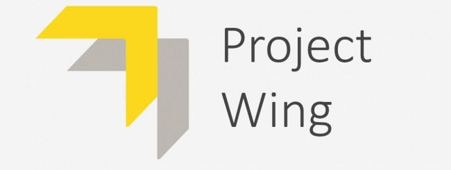 Project Wing (logo ricreato)