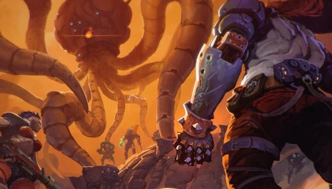 Raiders of the Broken Planet
