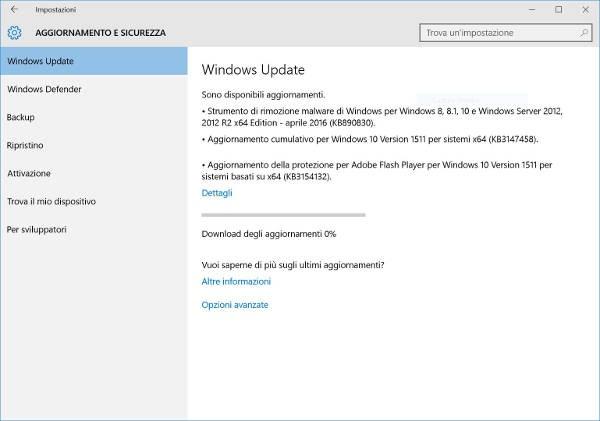 Windows 10 build 10586.218